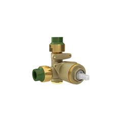 Base Fácil Monocomando para Chuveiro Baixa/Alta Pressão para Ppr de 20mm   - Deca