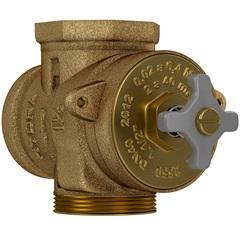 Base para Válvula de Descarga Hydra Max 1.1/4 Dourado - Deca