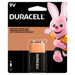 Bateria Alcalina Duralock 9v - Duracell