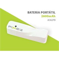 Bateria Portátil para Smartphones, Tablets, Mp3 E Mp4 Ref.: a062bp  - Pixel TI
