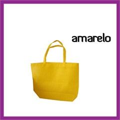 Bolsa Lavavel Amarela                      - Chezi Design