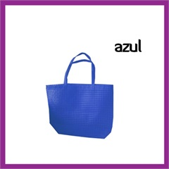 Bolsa Lavavel Azul                        - Chezi Design