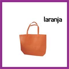 Bolsa Lavavel Laranja                       - Chezi Design