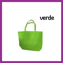 Bolsa Lavavel Verde                    - Chezi Design