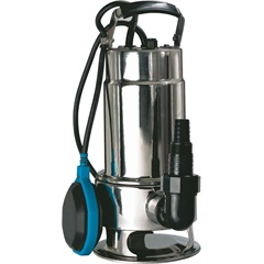 Bomba Submersível de Água Suja 550 W 220 V - Gamma