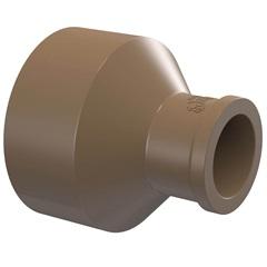 Bucha Redução Soldável Longa 40x20mm Marrom - Tigre
