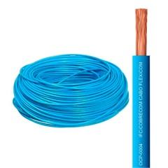 Cabo de Energia 750v 6mm² Flexicom com 15 Metros Azul Claro - Cobrecom