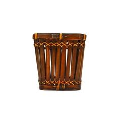 Cachepot em Bambu  15 X 15 X 15 Cm - GZT