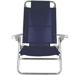 Cadeira de Praia Summer Azul  - Mor