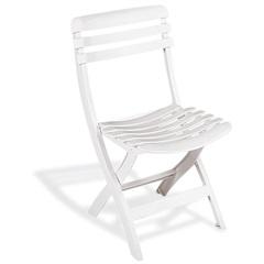 Cadeira Dobrável Ipanema Branca Ref. 92010/010 - Tramontina