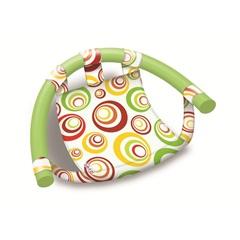 Cadeira Flutuante Circles                 - Chezi Design
