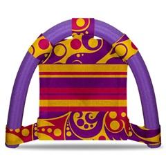 Cadeira Flutuante Retro                      - Chezi Design