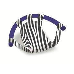 Cadeira Flutuante Zebra                       - Chezi Design