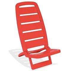 Cadeira Guarujá Vermelho - Tramontina