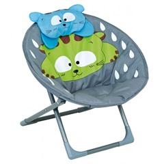 Cadeira Infantil Dobrável Gatoons Ref. 2075 - Mor