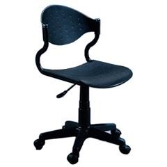 Cadeira para Escritório sem Braço Preta Ref. Kcpy01f0a  - Landbond