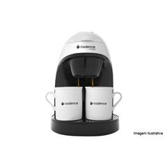Cafeteira Single 220v Branca - Cadence