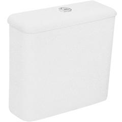 Caixa Acoplada Ecoflush 3 E 6 Litros Branco - Incepa