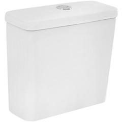 Caixa Acoplada Ecoflush 3/6 Litros Life Branca - Celite