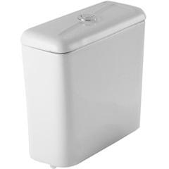 Caixa Acoplada Ecoflush 3/6 Litros Thema Branca - Incepa