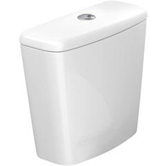 Caixa Acoplada Hydra Duo 3/6 Litros Branca - Deca