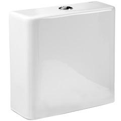 Caixa Acoplada para Bacia Ecoflush 3 E 6 Litros Dama-N Branca - Roca