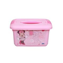 Caixa com Alça Minnie Baby 5,2 Litros Ref: 6929 - Plasútil