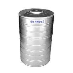 Caixa D' Água em Aço Inox 3.000 Litros Compacta Ac - Sander