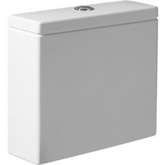 Caixa de Acoplar Saída Dual Hall Branca  - Roca