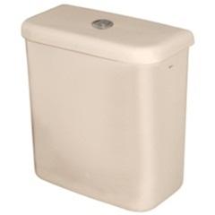 Caixa Dual Flux 3 E 6 Litros Carrara/Nuova Creme Cd11f - Deca