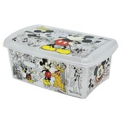 Caixa Mickey Baixa 4.2l 7106  - Plasútil