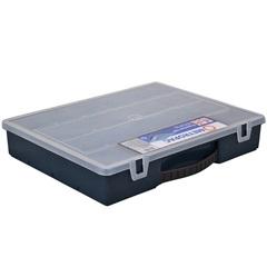 Caixa Organizadora com 18 Divisórias Azul - Metropac