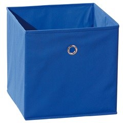 Caixa Organizadora Winny Azul 31x32cm  - Interlink