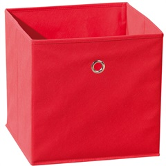 Caixa Organizadora Winny Vermelha - Interlink