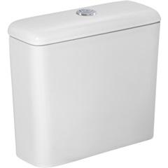 Caixa para Acoplar Ecoflush 3 E 6 Litros Azálea Branca  - Celite