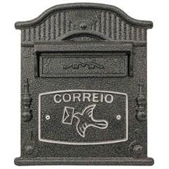Caixa para Cartas em Alumínio Vitória Ref. 041 - Prates & Barbosa