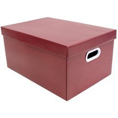 Caixa Pratika Vermelha 23x32cm  - Boxgraphia