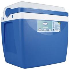 Caixa Térmica 26litros Azul 25108171 - Mor