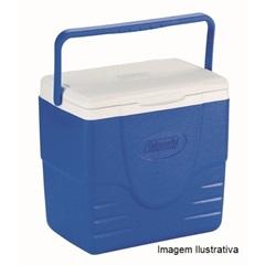 Caixa Termica Azul Coleman 15,2l  Ref: 16qt - Nautika