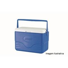 Caixa Termica Azul Coleman  26,6l Ref: 28qt - Nautika