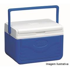 Caixa Térmica Coleman Azul  - Nautika