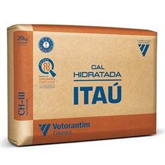 Cal Hidratada Itaú Saco 20 Kg - Votorantim