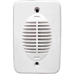 Campainha Eletrônica para Caixa 4x2 Bivolt Branca - KeyWest