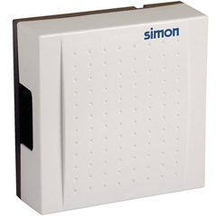Campainha Musical 220v Branca - Ref: 10002-30 - Simon