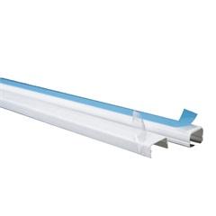 Canaleta com Adesivo Dexson 20x12mm com 2 Metros Branca  - Schneider