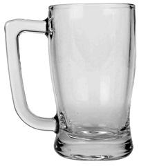 Caneca para Cerveja Taberna 340ml Incolor - Nadir