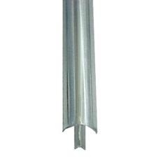 Cantoneira Redonda 120 para Piso Alumínio Polido 3m - Decal