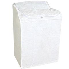 Capa Máquina Lavar Flanelada Média 4,162kg 31,5x40,5x31,5 Secalux Ref.:481701  - Secalux