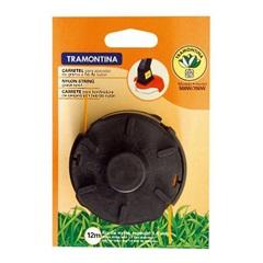 Carretel 2 Fios de Nylon para Aparador de Grama - Tramontina