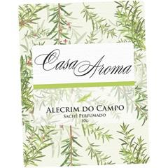 Casa Aroma Sache Alecrim do Campo 10g  - Le Jardim